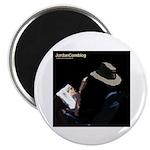 """JordanCornblog 2.25"""" Magnet (100 pack)"""