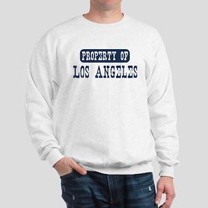 Property of Los Angeles Sweatshirt