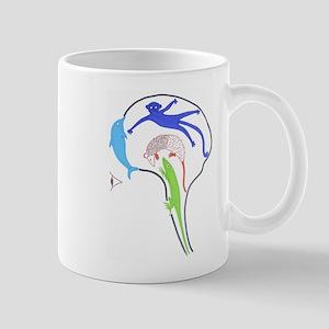 brain-cb2 Mugs