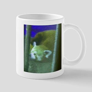 red panda 2 Mug
