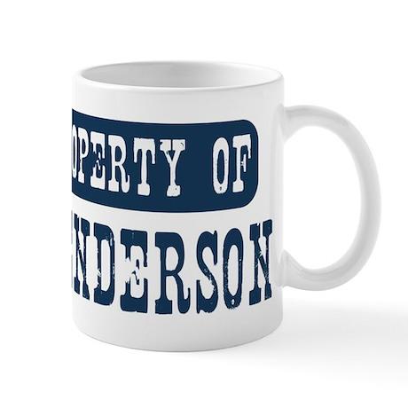 Property of Henderson Mug