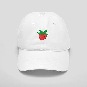 Strawberry Friend Cap