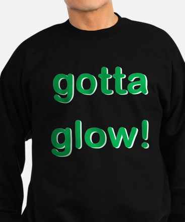 Cute Glow in the dark Sweatshirt (dark)