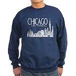 Chicago: My Kind Of Town Sweatshirt (dark)