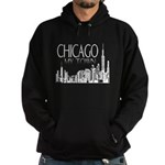 Chicago: My Kind Of Town Hoodie (dark)
