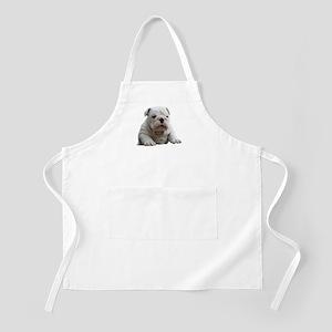 Bulldog 1 BBQ Apron