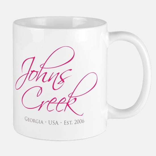 Johns Creek, GA Mug