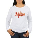 Zydeco Women's Long Sleeve T-Shirt