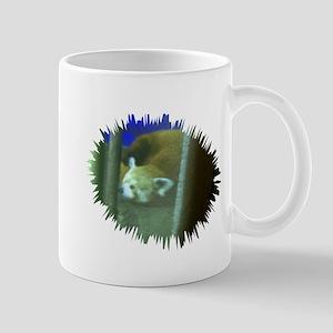 red panda 3 Mug