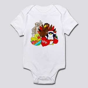 It's All Covered... Infant Bodysuit