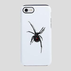 Black Widow No text iPhone 8/7 Tough Case