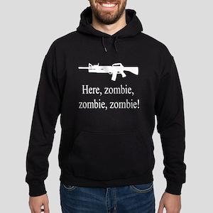 here, zombie Hoodie (dark)