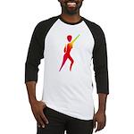 Jazz Dancer #1 Baseball Jersey