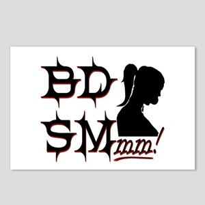 BDSM lovers Postcards (Package of 8)