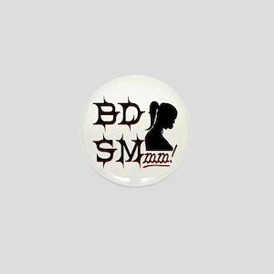BDSM lovers Mini Button