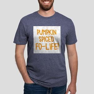 Pumpkin Spiced For Life T-Shirt