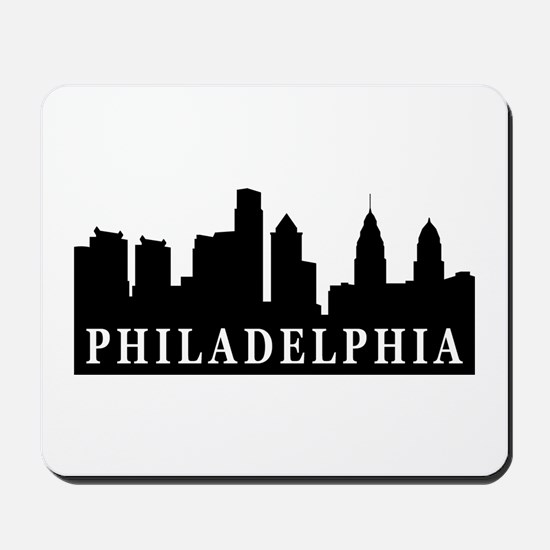 Philadelphia Skyline Mousepad
