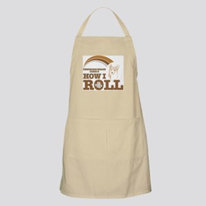 pembroke welsh corgi's how I roll BBQ Apron