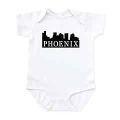 Phoenix Skyline Infant Bodysuit
