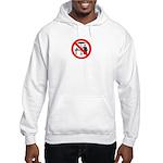 No hawkers Hooded Sweatshirt