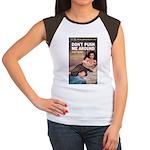 Kathy: Women's Cap Sleeve T-Shirt