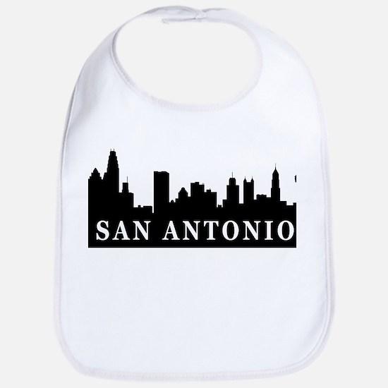 San Antonio Skyline Bib
