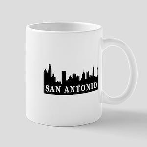 San Antonio Skyline Mug