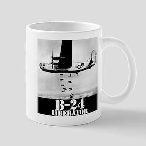 """B-24 """"Bombs away!"""" Mug"""