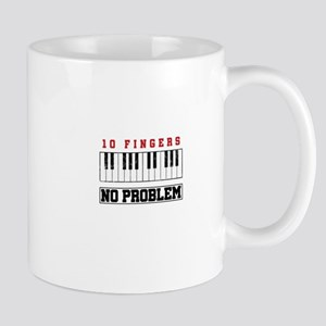 88 Keys Piano Mugs