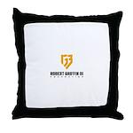 RG3 Foundation Throw Pillow