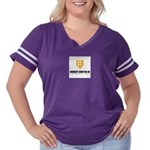 RG3 Foundation Women's Plus Size Football T-Shirt