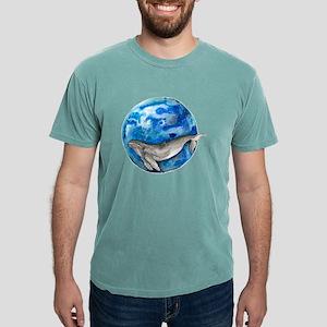 Blue World Whale T-Shirt
