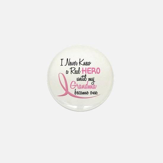 Never Knew A Hero 3 Grandma BC Mini Button