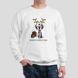 Rudolph Dalmatian Sweatshirt