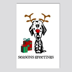 Rudolph Dalmatian Postcards (Package of 8)