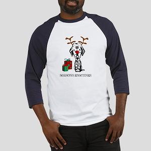 Rudolph Dalmatian Baseball Jersey