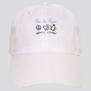 cf68e032f2102 Blue Penguin Hats - CafePress