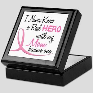 Never Knew A Hero 3 Mom BC Keepsake Box
