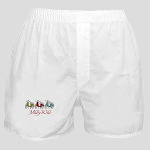 Mildly Wild Boxer Shorts