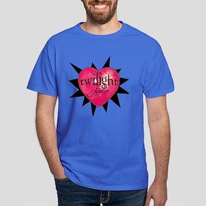 twilight forever heart /blkst Dark T-Shirt