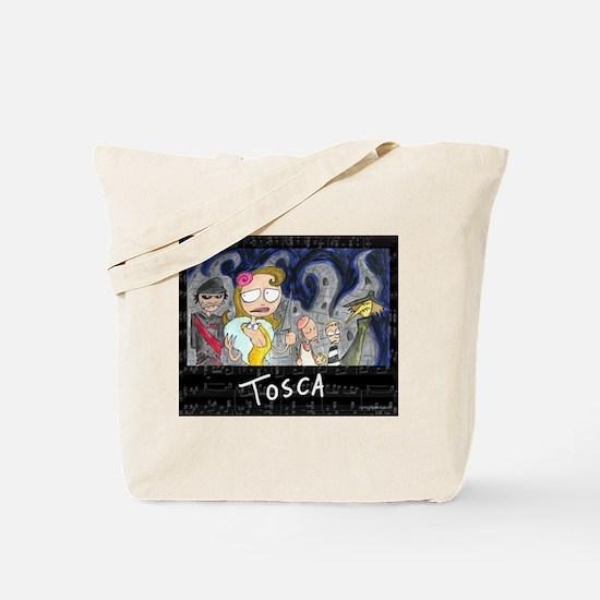 Tosca Tote Bag