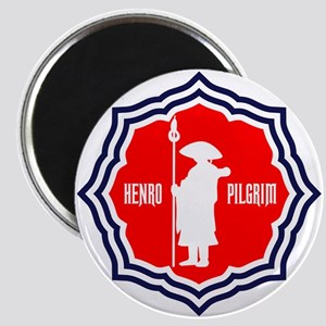 Henro Pilgrim Magnet