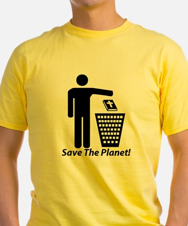 Save The Planet T