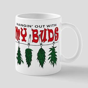 Hangin Out with My Buds Mug