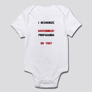 I Recognize Propaganda Infant Creeper