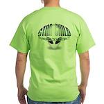Star Child Green T-Shirt