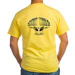 Star Child Hybrid Yellow T-Shirt