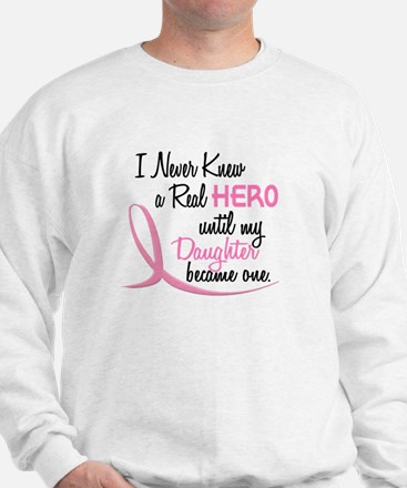 Never Knew A Hero 3 Daughter BC Sweatshirt