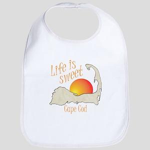 Life is Sweet Cape Cod Bib
