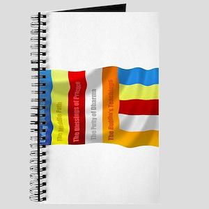 Buddhist Flag Journal